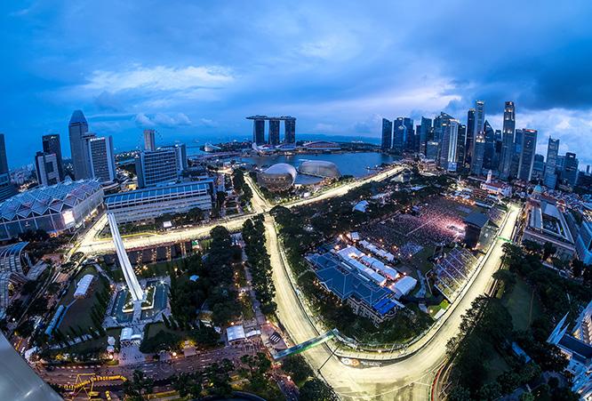 wonderful The Singapore Grand Prix