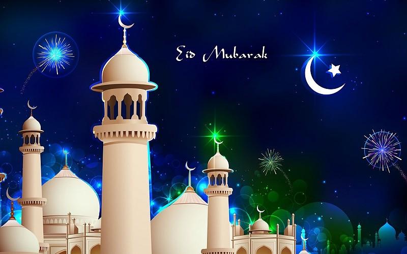 wonderful mosque HD Eid Wallpapers