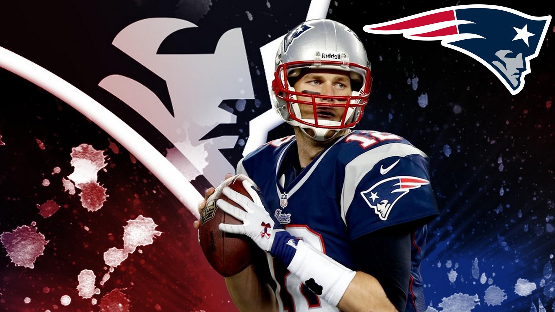 great man Tom Brady Wallpaper