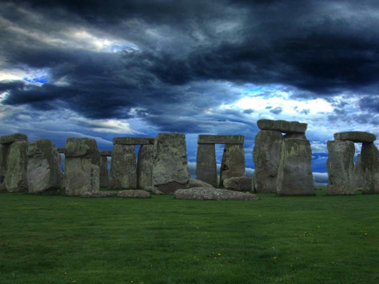 high resolution Stonehenge Wallpaper