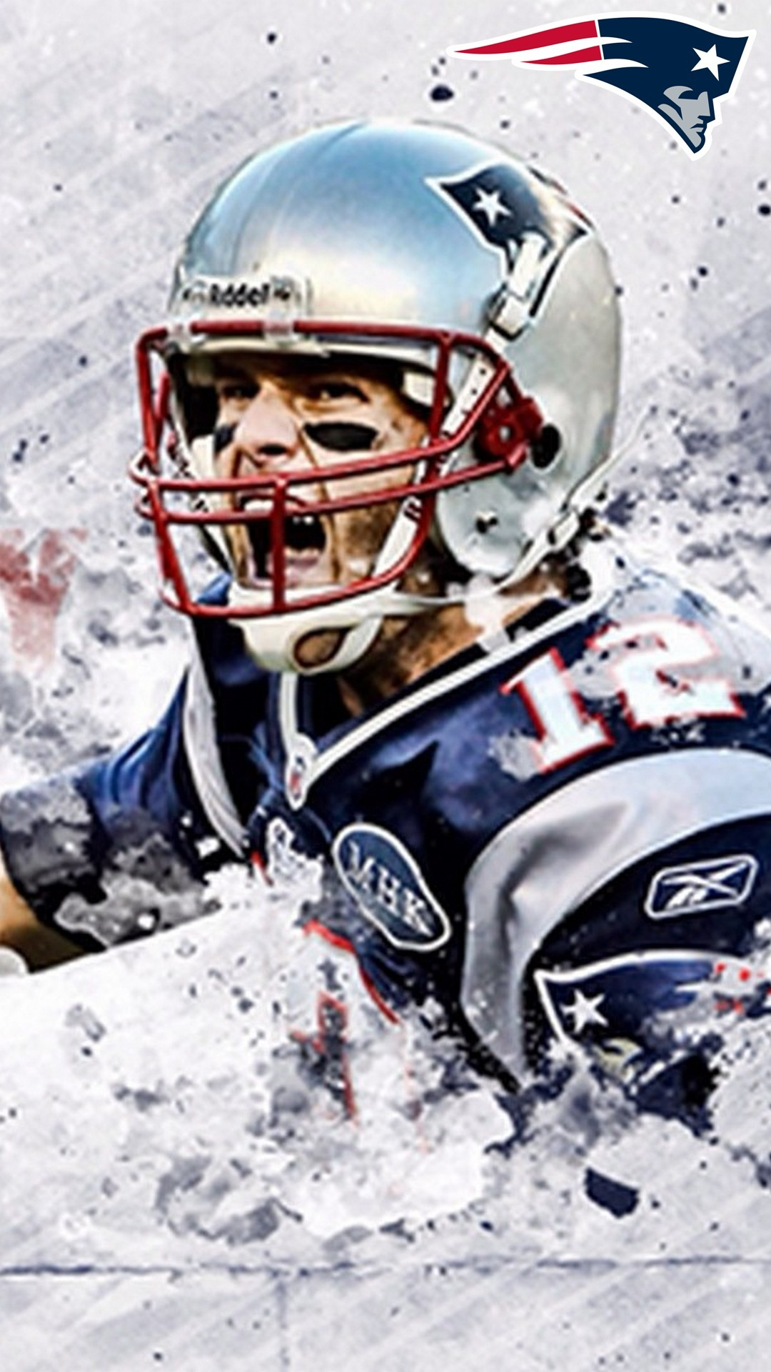 iphone Tom Brady Wallpaper