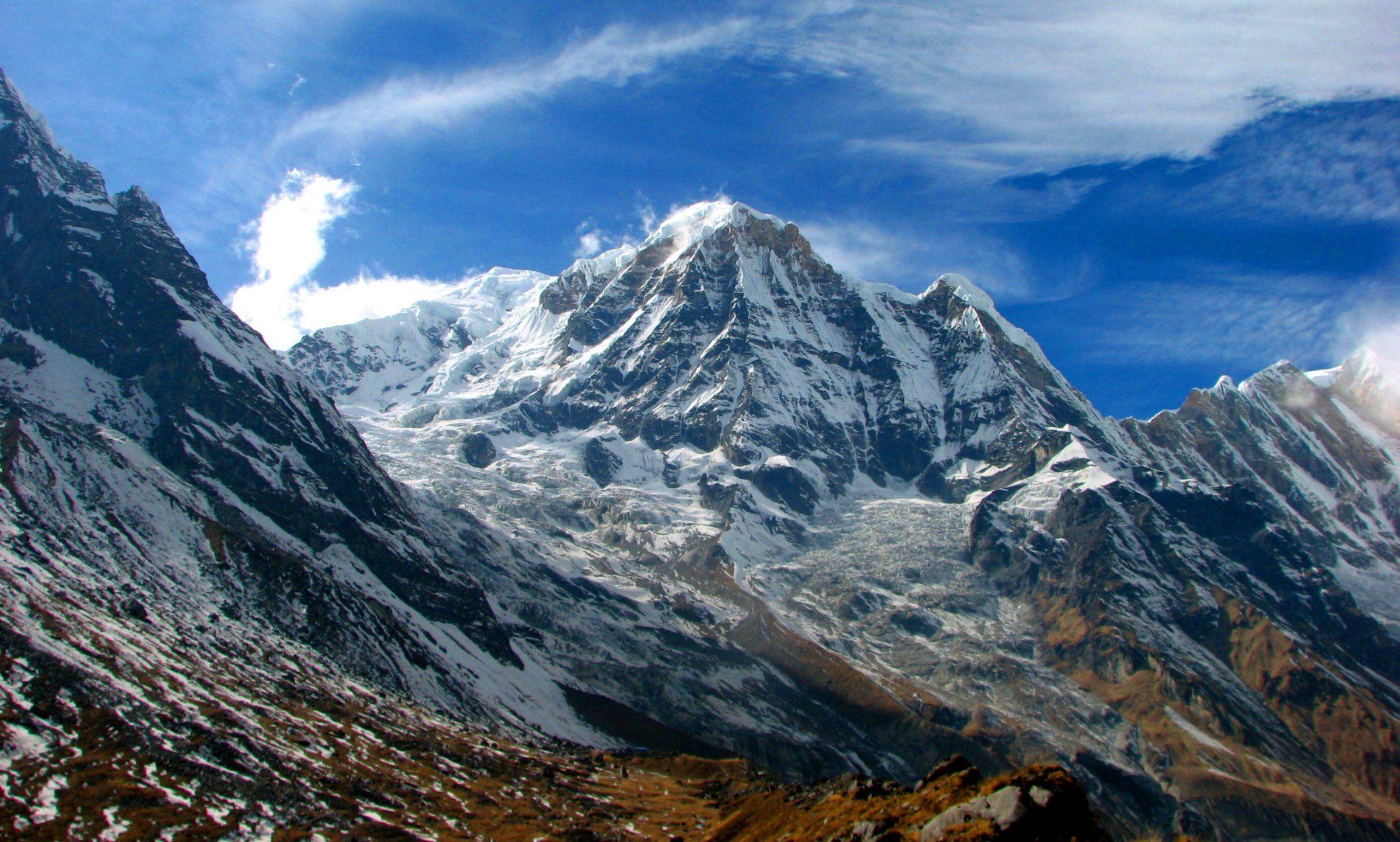 mountain Himalayas Wallpapers 4K