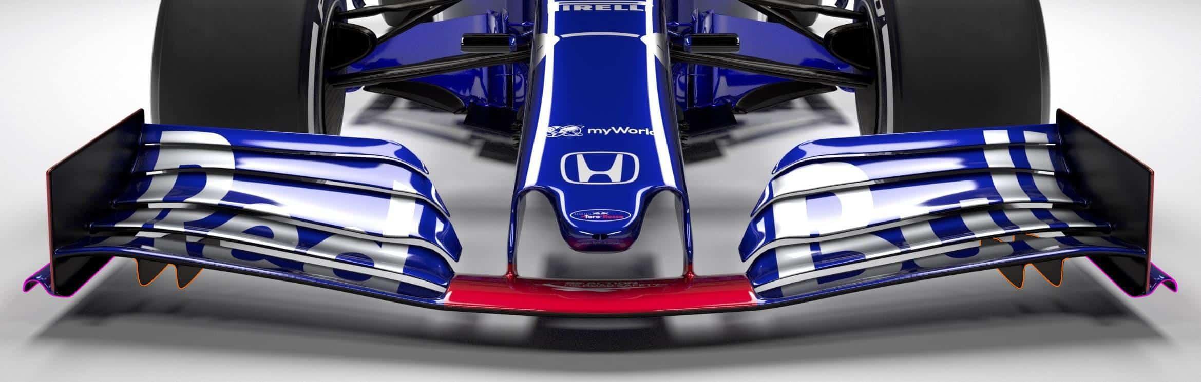 2019 Toro Rosso STR14 image
