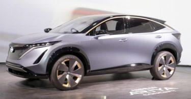 2020 Nissan Ariya Interior Images