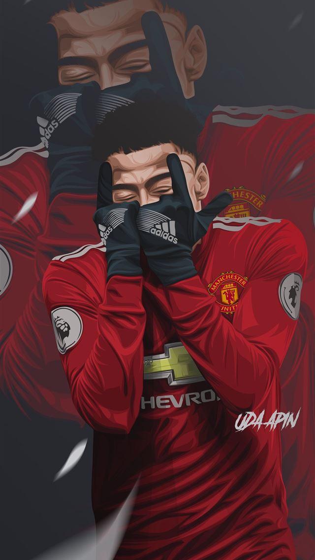 footballer Paul Pogba Wallpaper