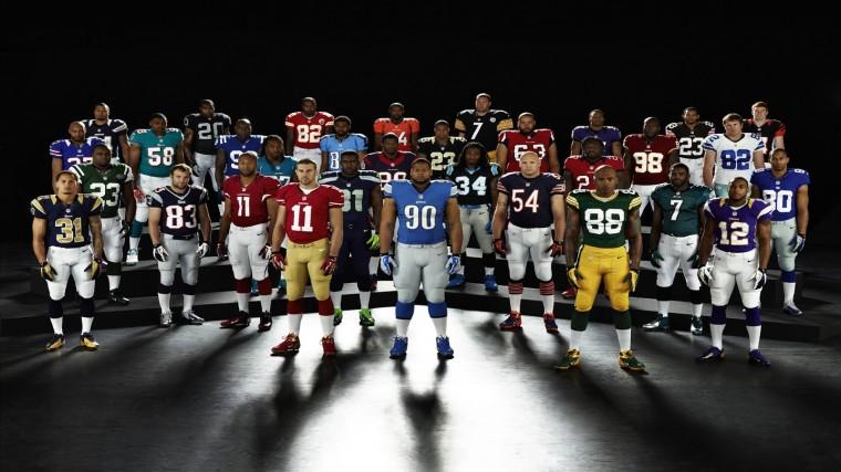 full team NFL Football Wallpaper