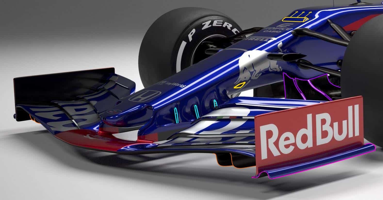most popular Toro Rosso STR14