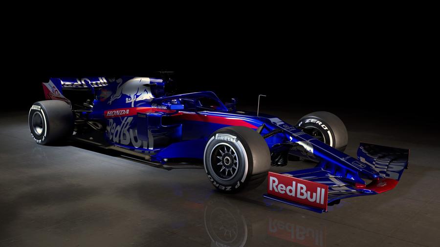 super Toro Rosso STR14 wallpaper