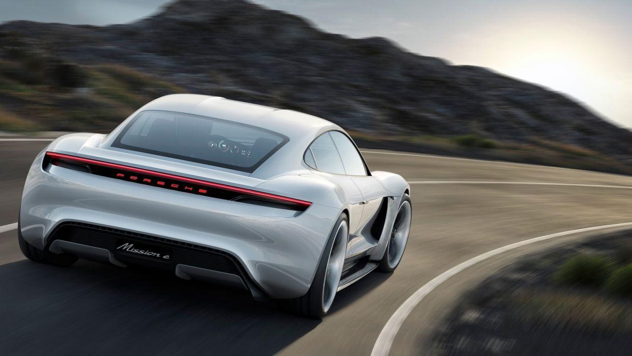 top Porsche Taycan Wallpaper