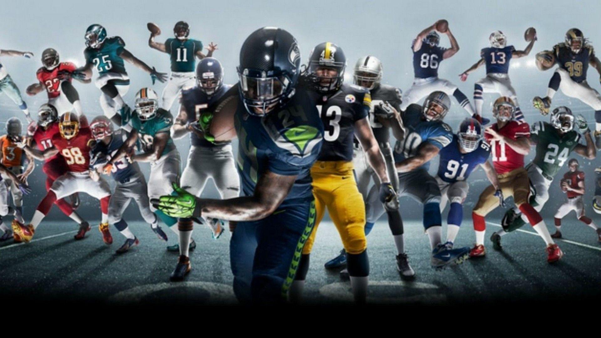 top player NFL Football Wallpaper