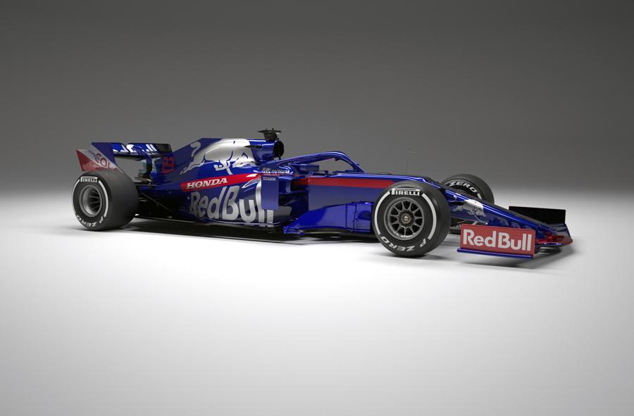 wonderful Toro Rosso STR14 picture