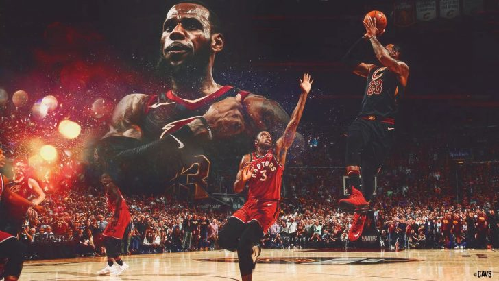 wonderful view LeBron James Wallpapers