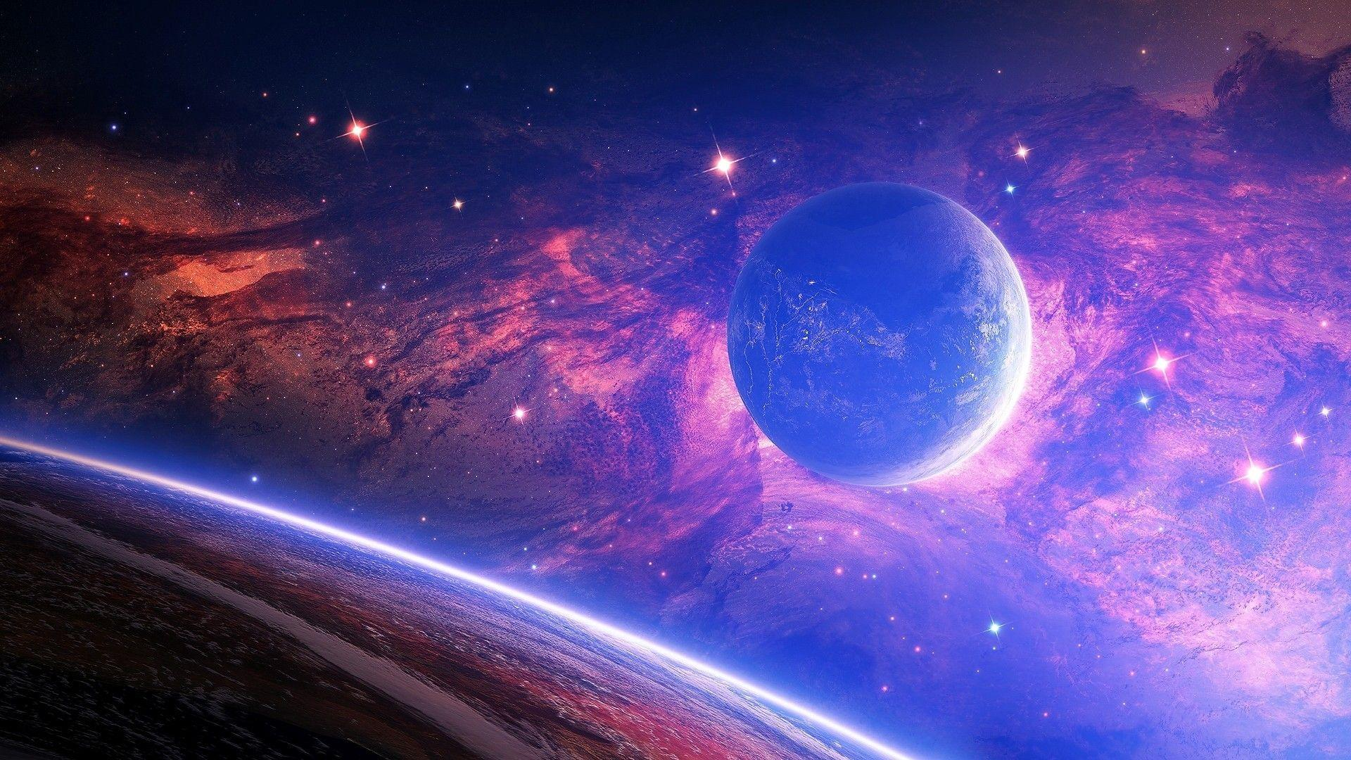 beautiful natural space image