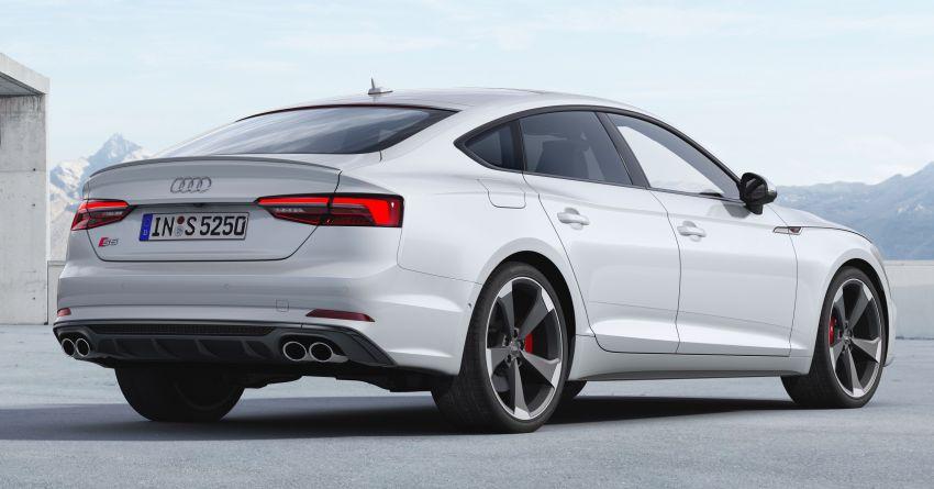 beautiful view Audi S5 Coupe TDI Interior