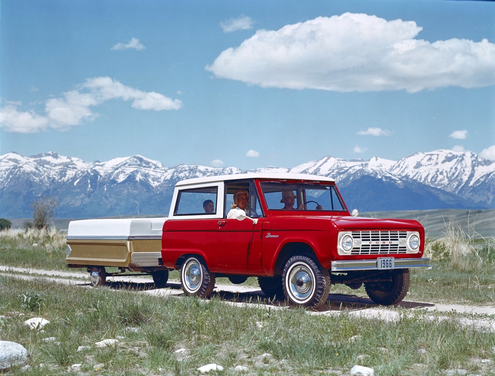 top hd Ford Bronco Wallpaper
