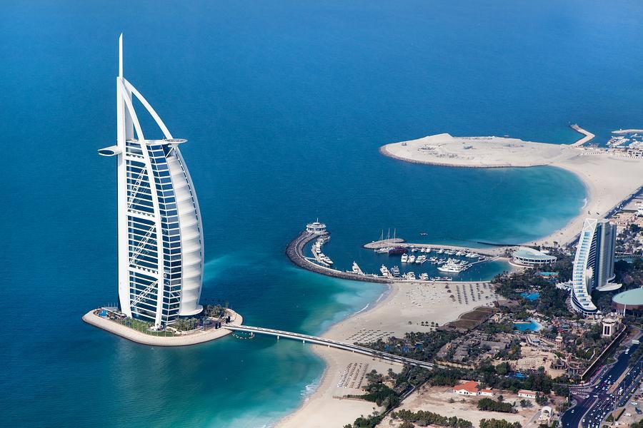 amazing Burj Al Arab Hotel image