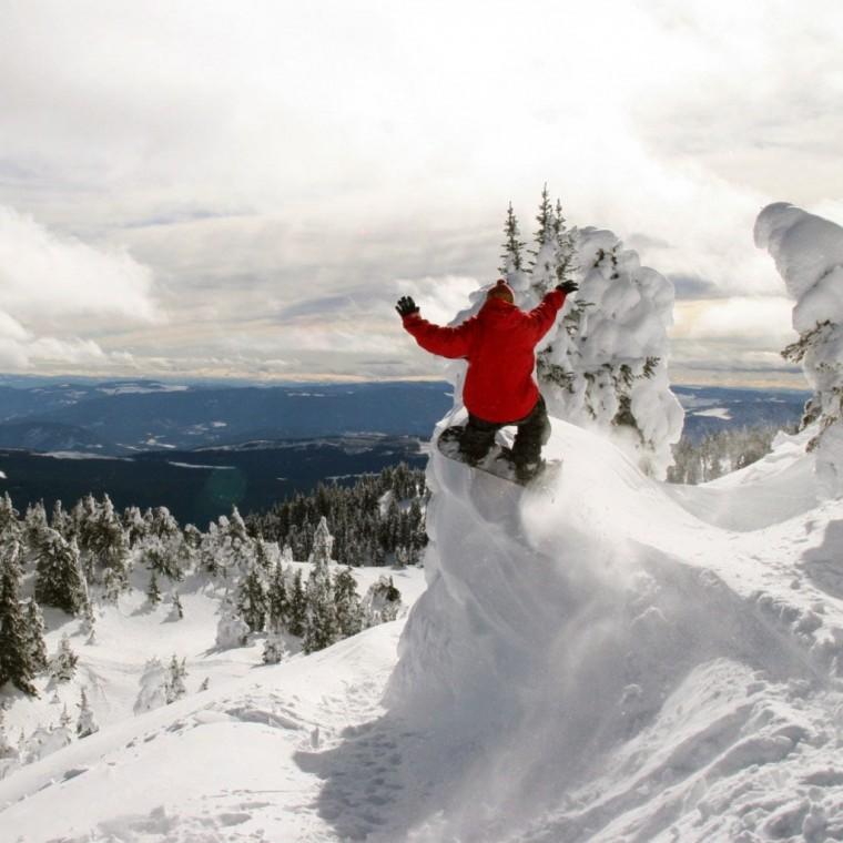 amazing Snowboarding Wallpapers