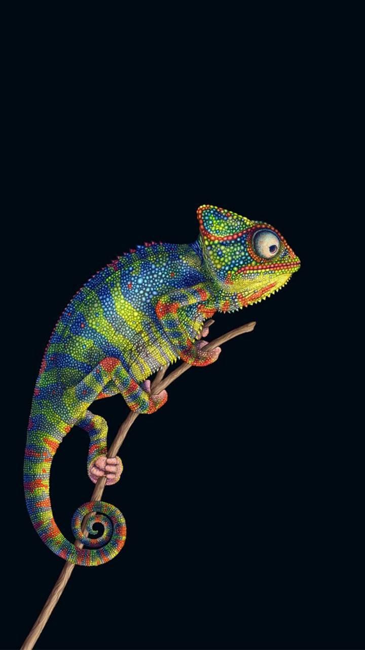 best Chameleon Wallpaper