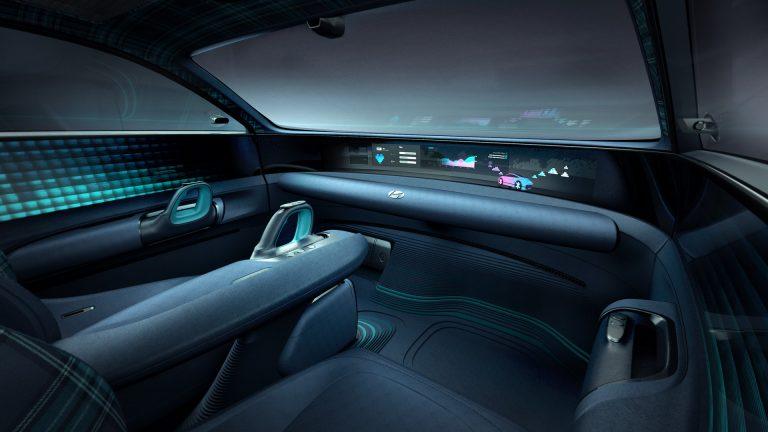 best interior Hyundai Prophecy