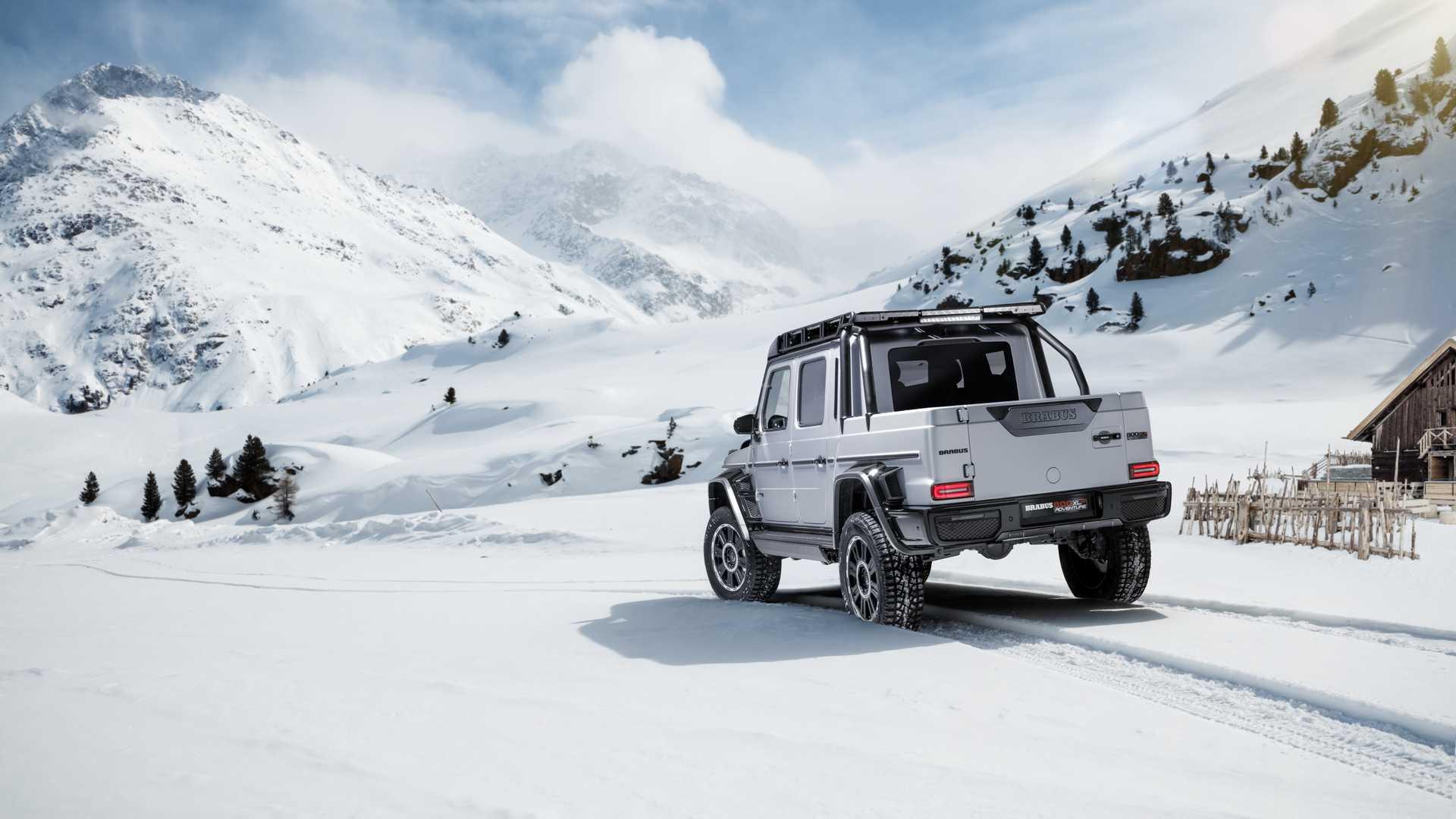 big mountain Brabus 800 Adventure XLP