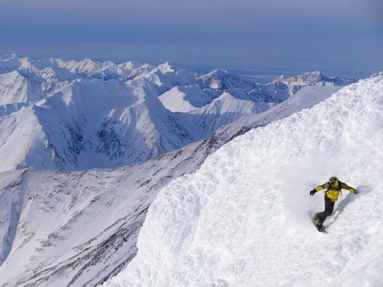 big mountain Snowboarding Wallpapers