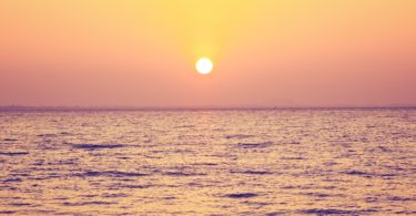 cool natural Beautiful Sunset Scene