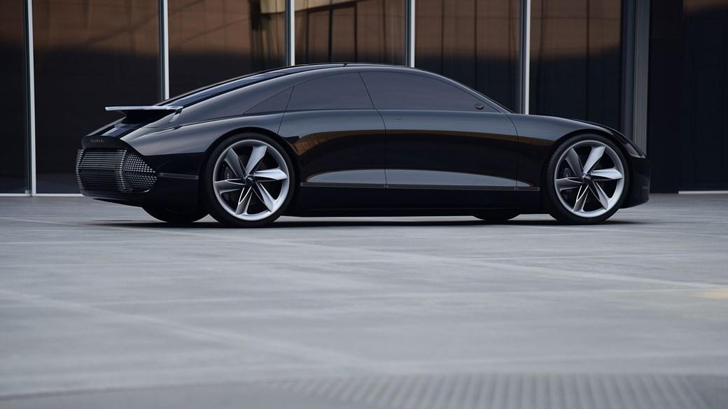 fantastic model Hyundai Prophecy