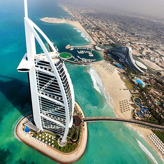 jumeria Burj Al Arab Hotel image