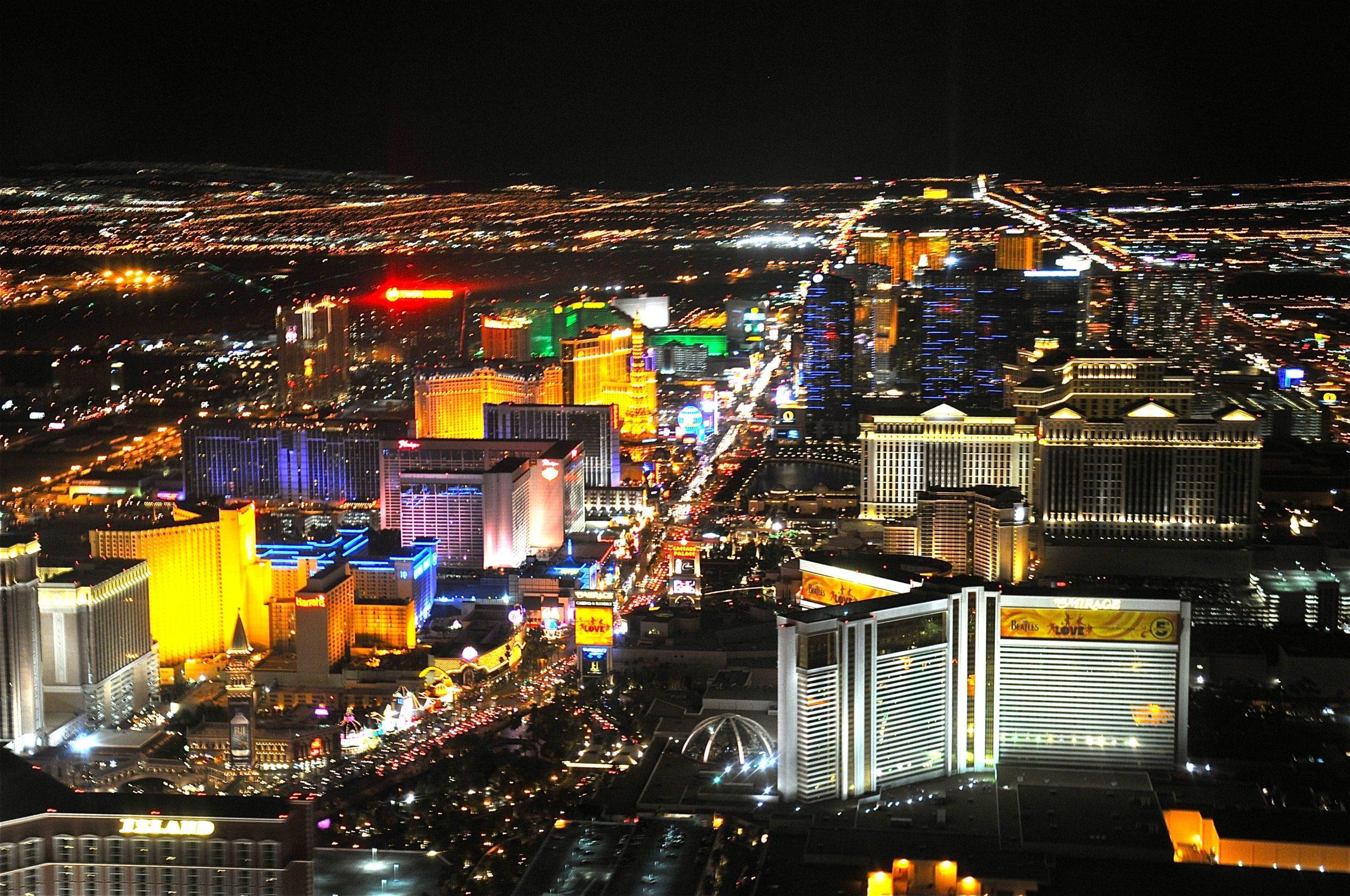 stunning Las Vegas Wallpaper