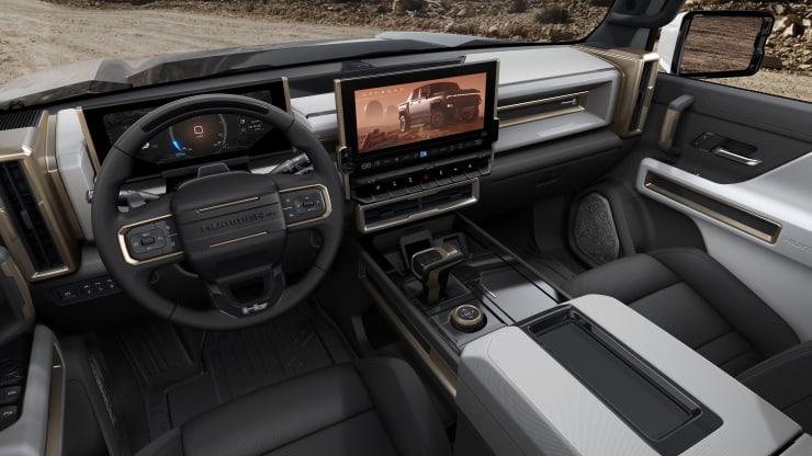 2022 GMC Hummer EV image