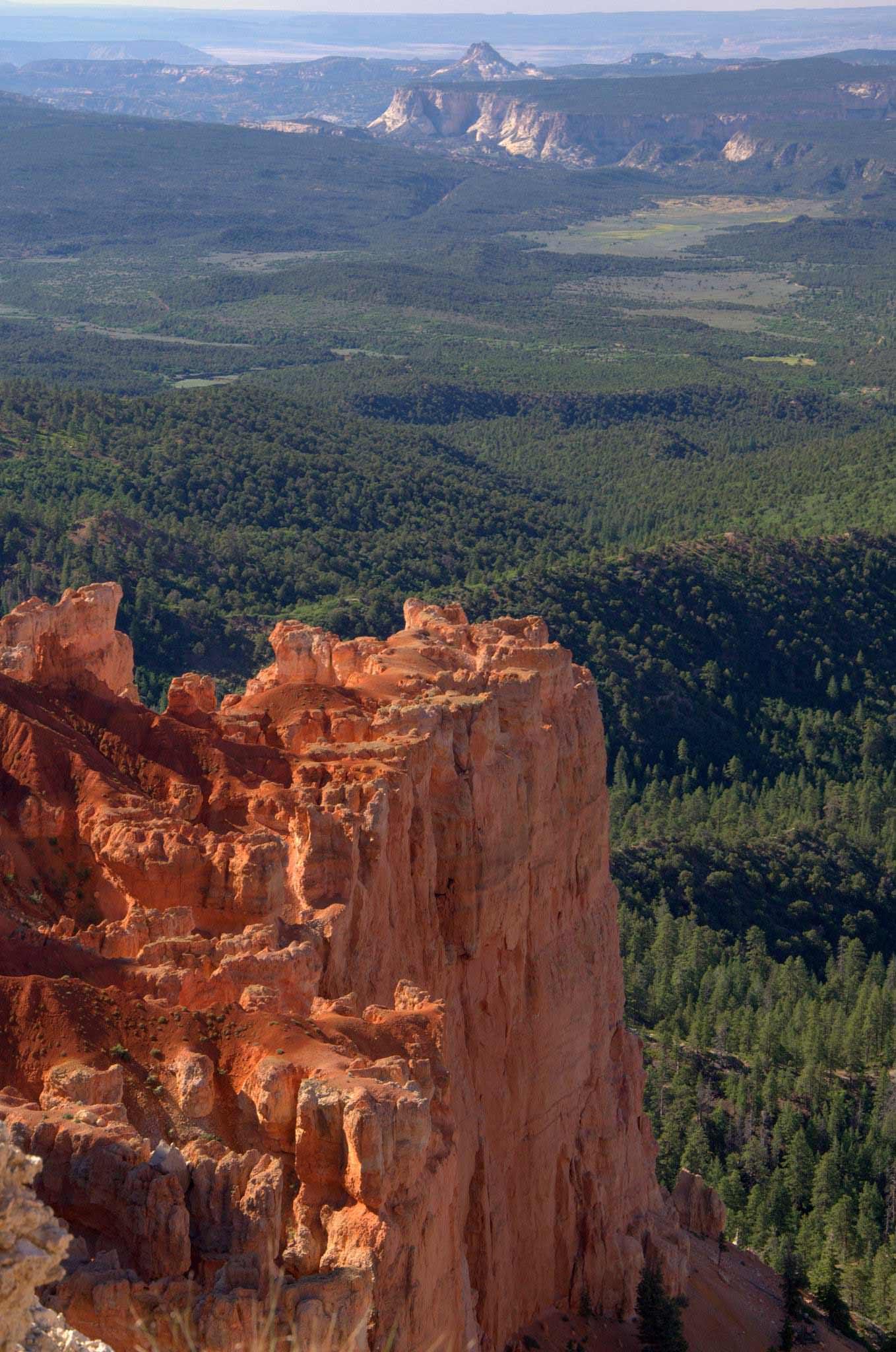 Bryce canyon overlook image