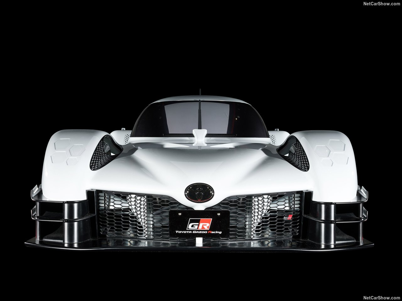 Top Toyota GR Super Sport