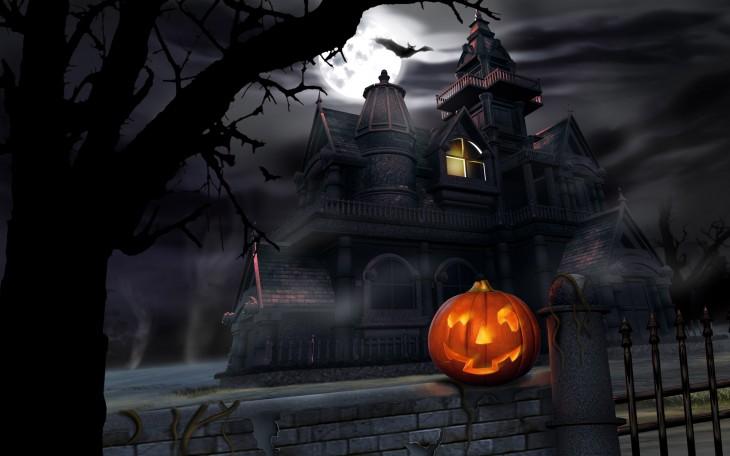 amazing HD Halloween Wallpaper