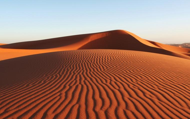 awesome view HD Desert Wallpaper
