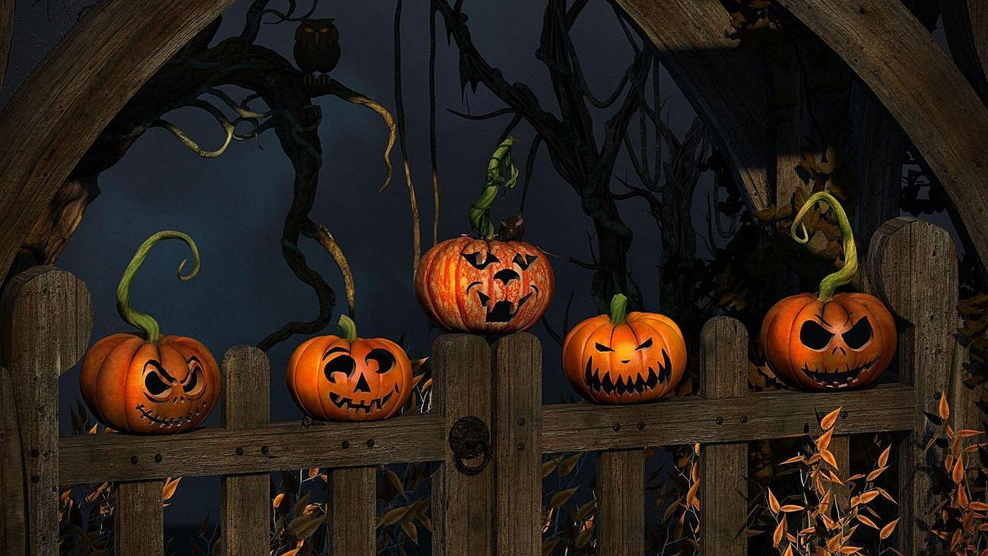 best HD Halloween Wallpaper