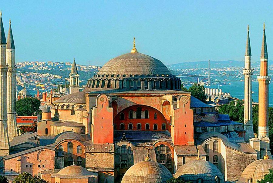 cool Hagia Sophia image