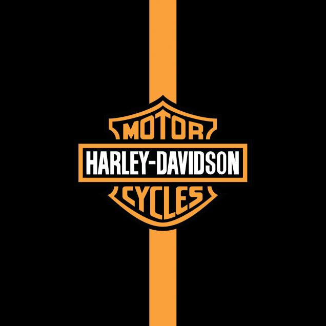 logo Harley Davidson Wallpaper