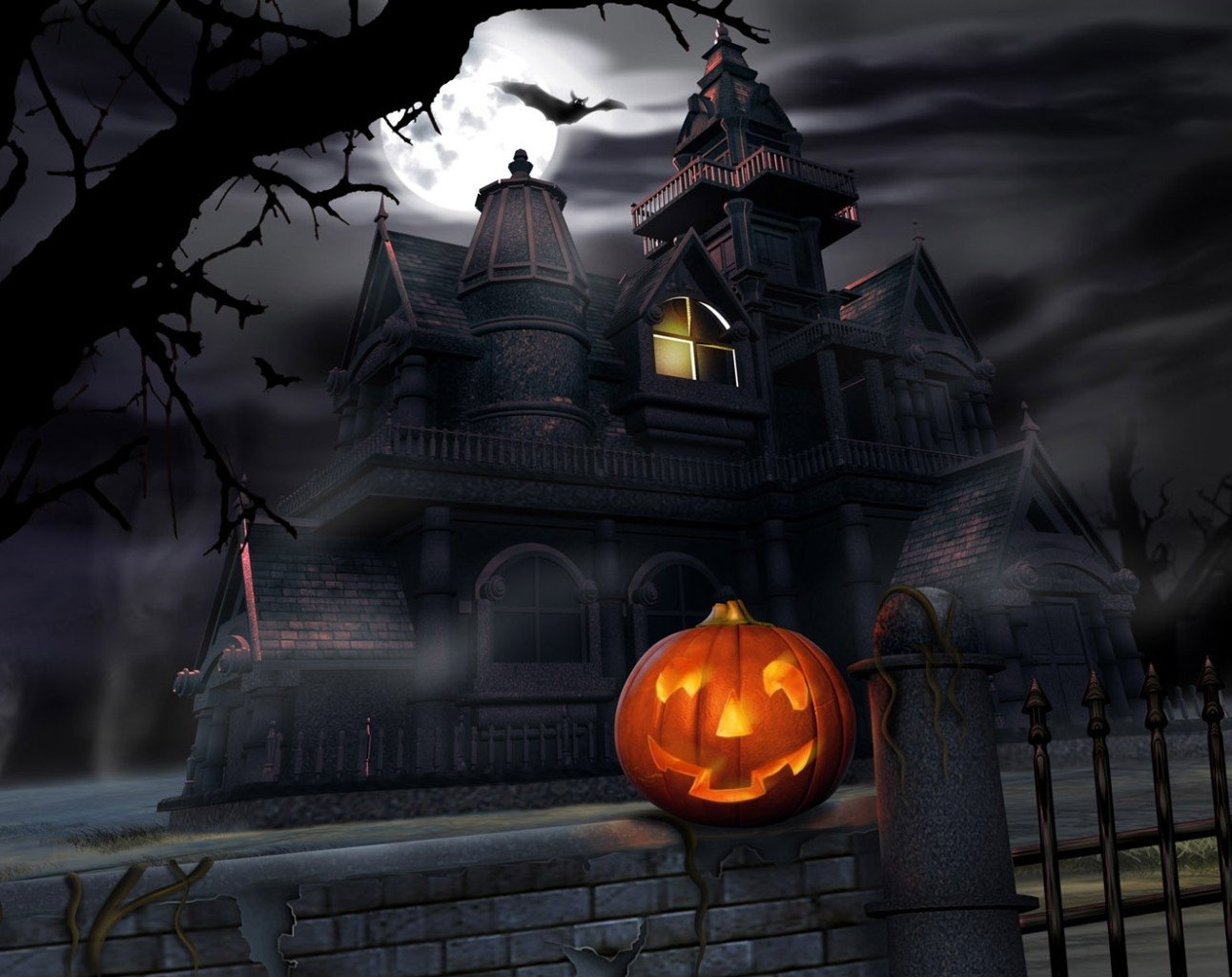 so nice HD Halloween Wallpaper