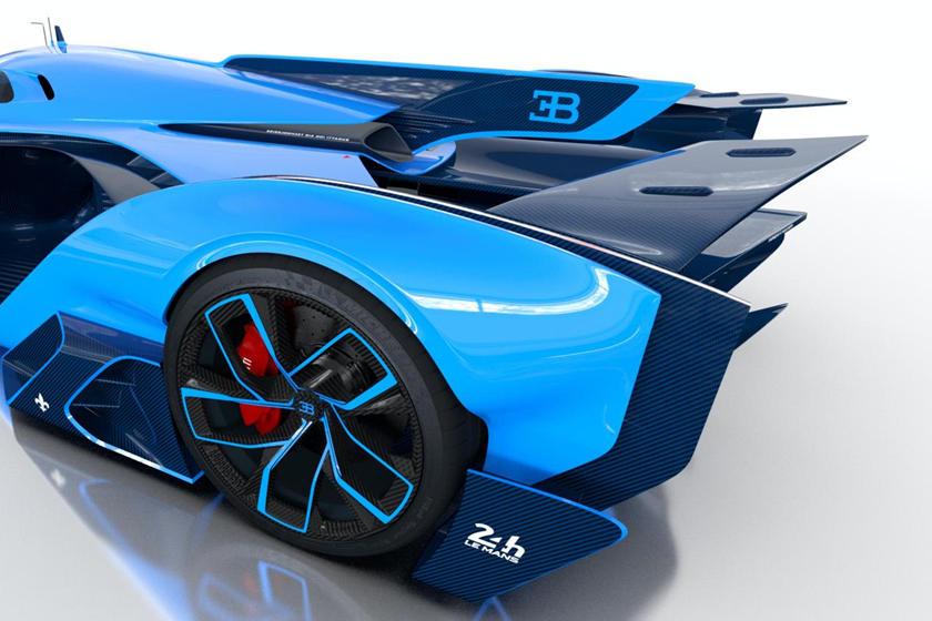 super Bugatti Vision Le Mans image