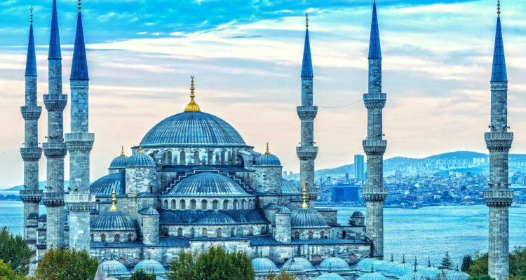 turky world The Blue Mosque