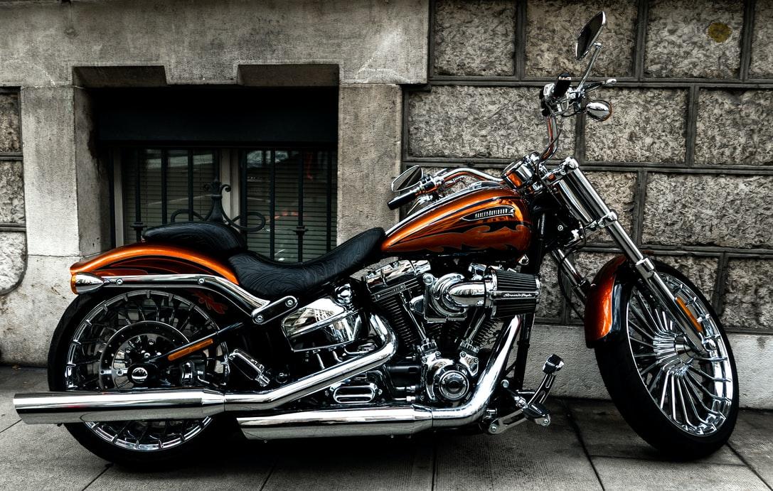 widescreen Harley Davidson Wallpaper