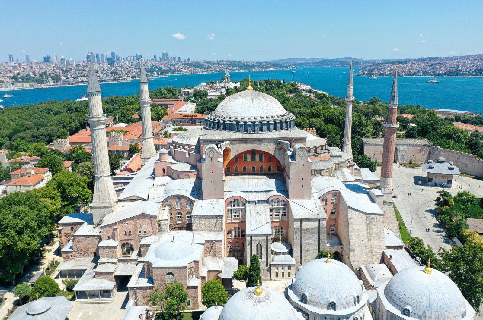 wonderful Hagia Sophia image