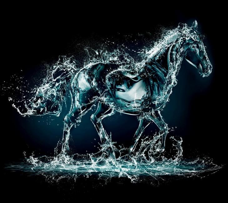 art horse best image