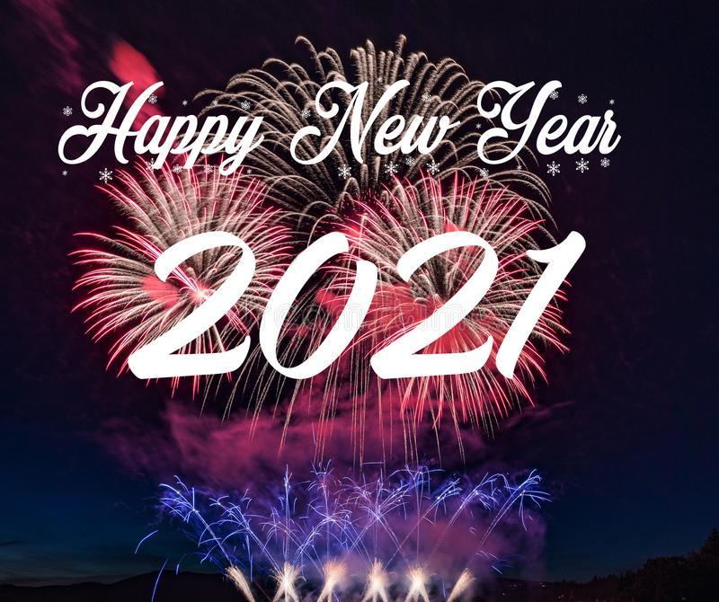 stunning hd New Year 2021 Wallpaper