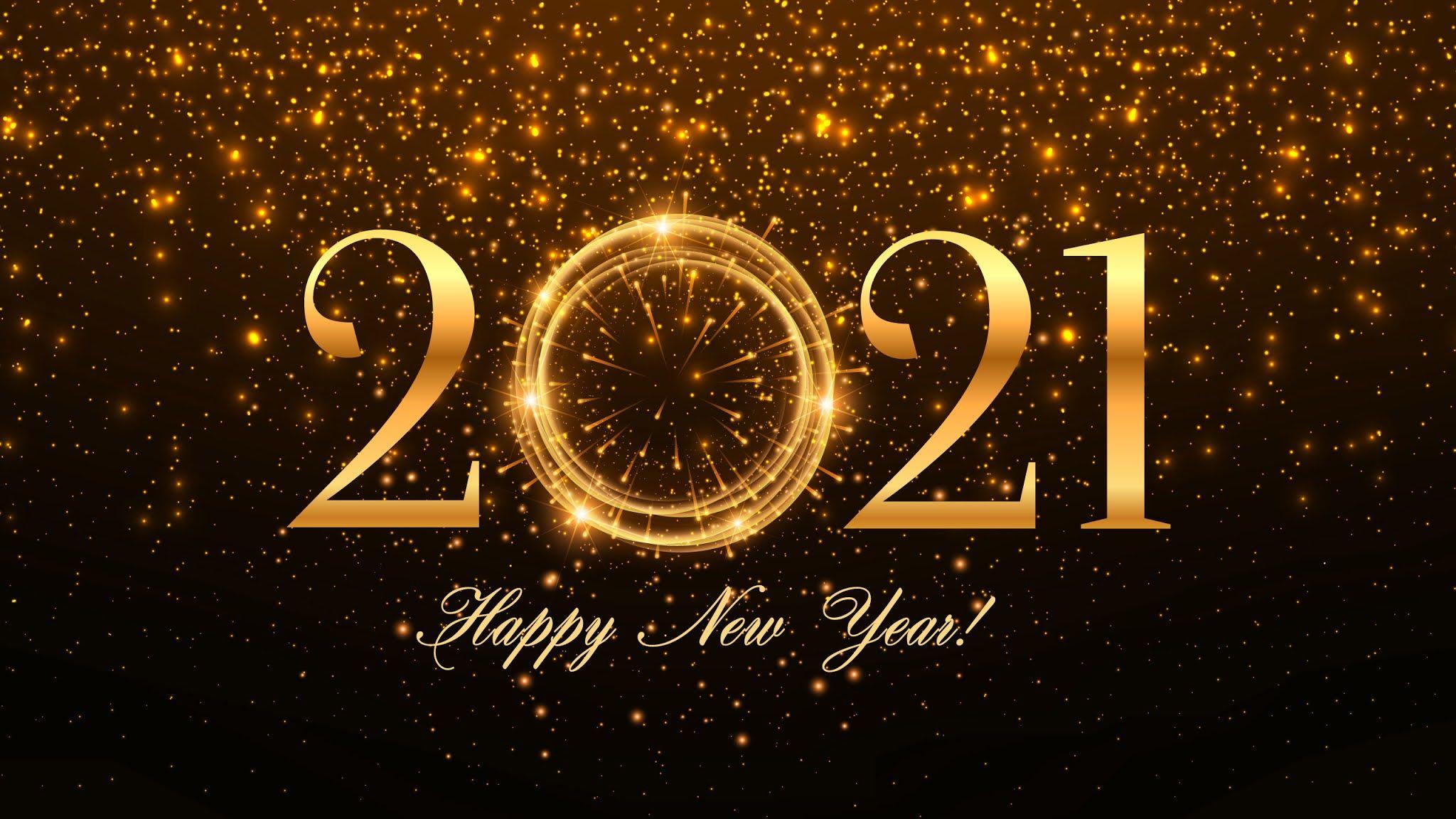 2021 Happy New image