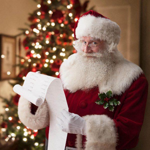 beautiful Santa Claus Pictures