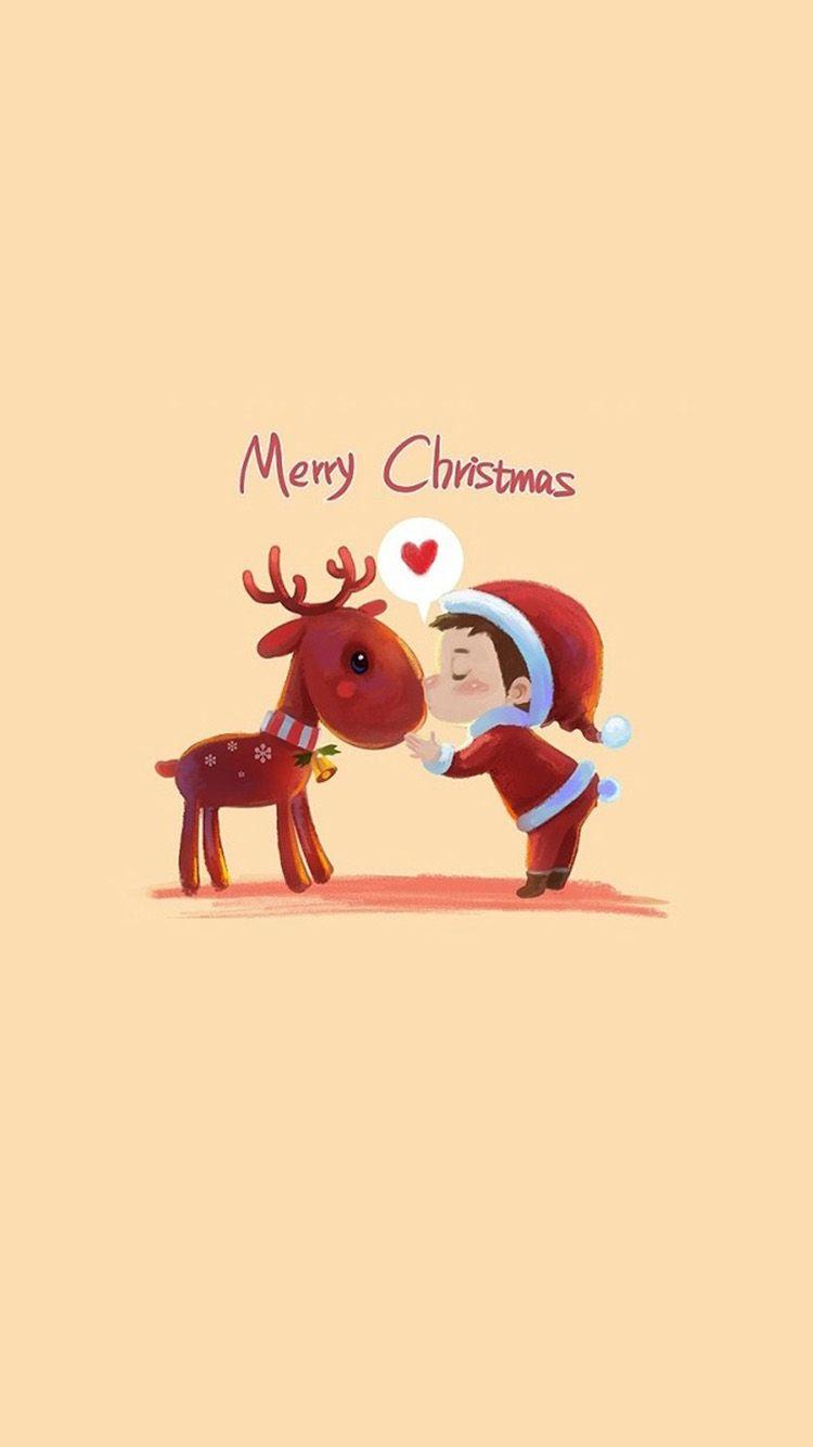 best Simple Christmas Wallpaper