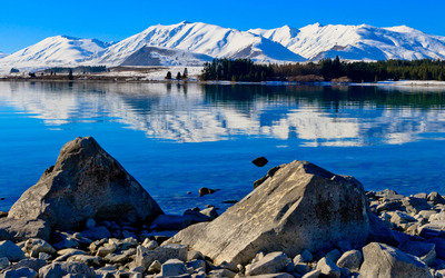 cool Lake Tekapo Wallpaper
