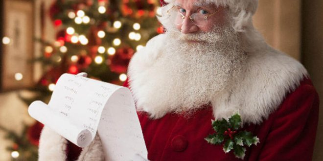 full top Santa Claus Pictures