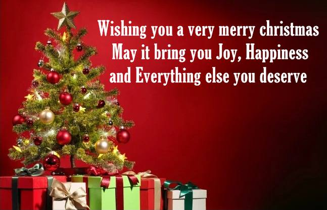 nice hd Christmas Wishes